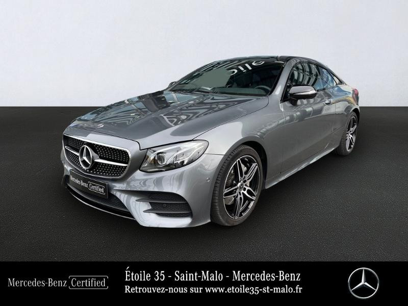 Photo 1 de l'offre de MERCEDES-BENZ Classe E Coupe 220 d 194ch AMG Line 9G-Tronic à 49890€ chez Etoile 35 - Mercedes-Benz St Malo