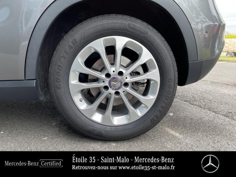 Photo 23 de l'offre de MERCEDES-BENZ Classe GLA 200 CDI Inspiration 7G-DCT à 21890€ chez Etoile 35 - Mercedes-Benz St Malo