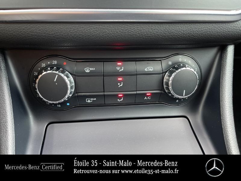 Photo 19 de l'offre de MERCEDES-BENZ Classe GLA 200 CDI Inspiration 7G-DCT à 21890€ chez Etoile 35 - Mercedes-Benz St Malo