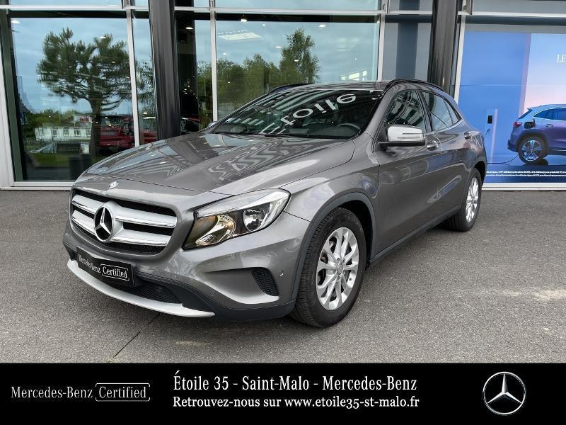 Photo 24 de l'offre de MERCEDES-BENZ Classe GLA 200 CDI Inspiration 7G-DCT à 21890€ chez Etoile 35 - Mercedes-Benz St Malo