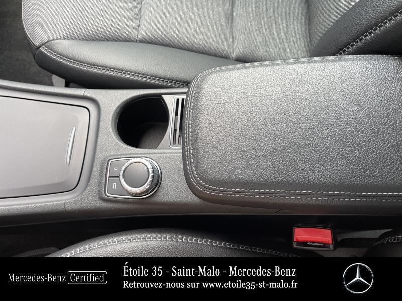 Photo 22 de l'offre de MERCEDES-BENZ Classe GLA 200 CDI Inspiration 7G-DCT à 21890€ chez Etoile 35 - Mercedes-Benz St Malo