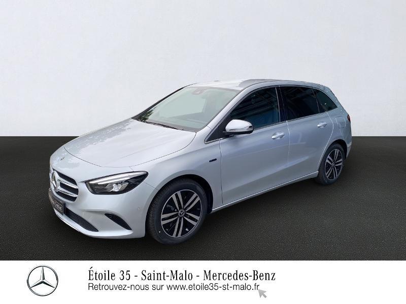 Mercedes-Benz Classe B 250 e 160+102ch Progressive Line Edition 8G-DCT Hybride Argent Iridium Occasion à vendre