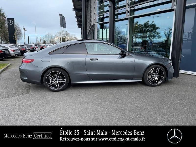 Photo 4 de l'offre de MERCEDES-BENZ Classe E Coupe 220 d 194ch AMG Line 9G-Tronic à 49890€ chez Etoile 35 - Mercedes-Benz St Malo