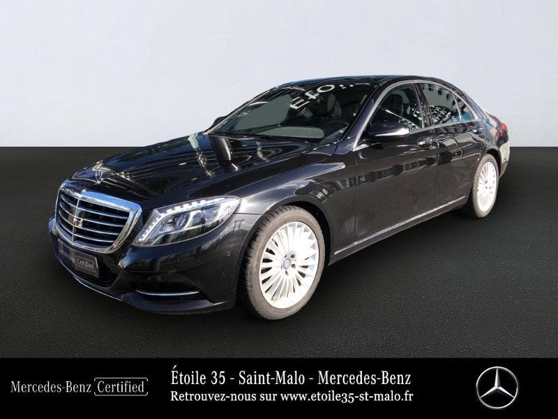 Mercedes-Benz Classe S 350 BlueTEC Executive 7G-Tronic Plus Diesel Noir Obsidienne Occasion à vendre