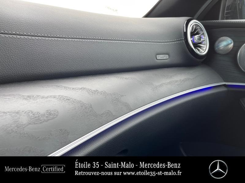 Photo 21 de l'offre de MERCEDES-BENZ Classe E Coupe 220 d 194ch AMG Line 9G-Tronic à 49890€ chez Etoile 35 - Mercedes-Benz St Malo