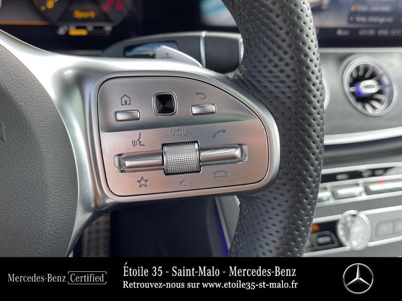Photo 25 de l'offre de MERCEDES-BENZ Classe E Coupe 220 d 194ch AMG Line 9G-Tronic à 49890€ chez Etoile 35 - Mercedes-Benz St Malo