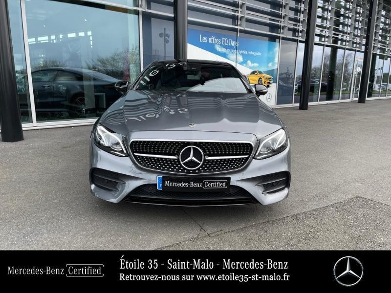 Photo 5 de l'offre de MERCEDES-BENZ Classe E Coupe 220 d 194ch AMG Line 9G-Tronic à 49890€ chez Etoile 35 - Mercedes-Benz St Malo