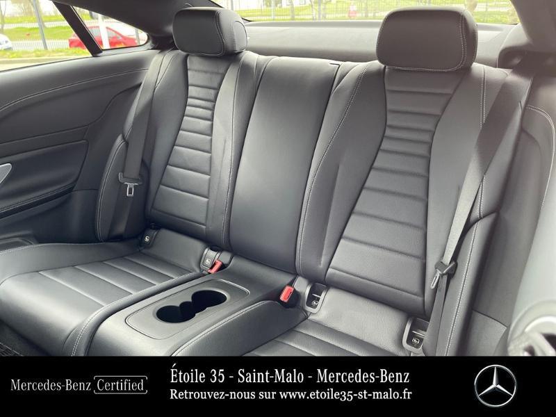 Photo 8 de l'offre de MERCEDES-BENZ Classe E Coupe 220 d 194ch AMG Line 9G-Tronic à 49890€ chez Etoile 35 - Mercedes-Benz St Malo