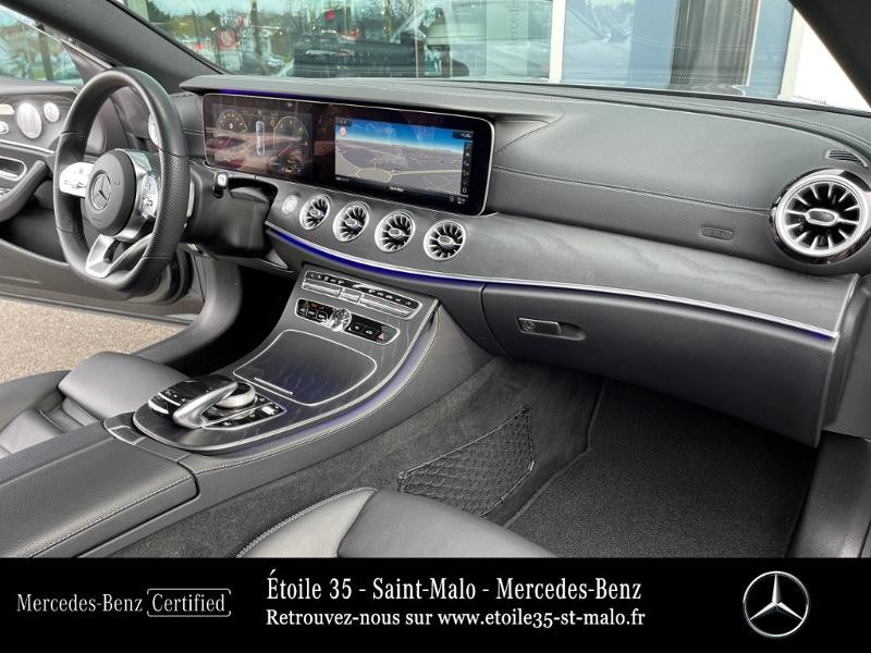 Photo 9 de l'offre de MERCEDES-BENZ Classe E Coupe 220 d 194ch AMG Line 9G-Tronic à 49890€ chez Etoile 35 - Mercedes-Benz St Malo