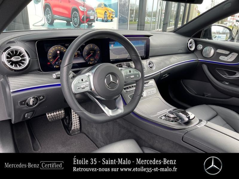 Photo 6 de l'offre de MERCEDES-BENZ Classe E Coupe 220 d 194ch AMG Line 9G-Tronic à 49890€ chez Etoile 35 - Mercedes-Benz St Malo