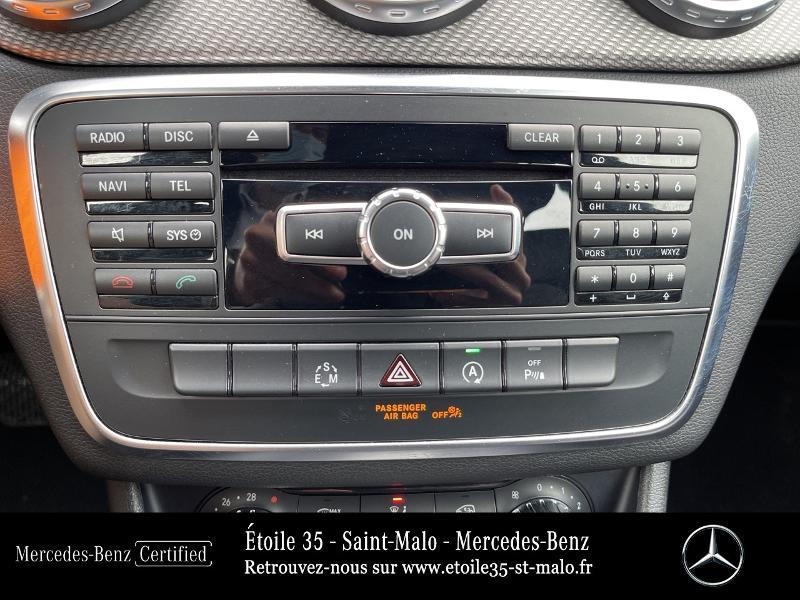 Photo 18 de l'offre de MERCEDES-BENZ Classe GLA 200 CDI Inspiration 7G-DCT à 21890€ chez Etoile 35 - Mercedes-Benz St Malo