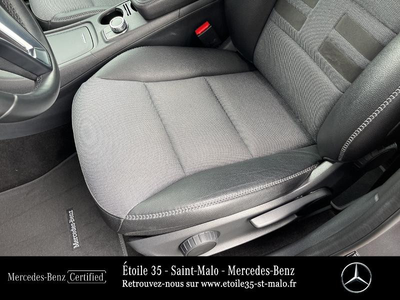 Photo 9 de l'offre de MERCEDES-BENZ Classe GLA 200 CDI Inspiration 7G-DCT à 21890€ chez Etoile 35 - Mercedes-Benz St Malo