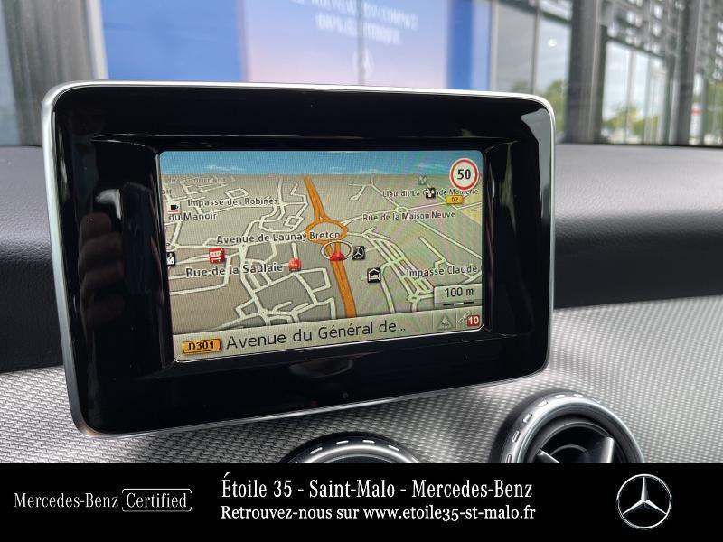 Photo 17 de l'offre de MERCEDES-BENZ Classe GLA 200 CDI Inspiration 7G-DCT à 21890€ chez Etoile 35 - Mercedes-Benz St Malo