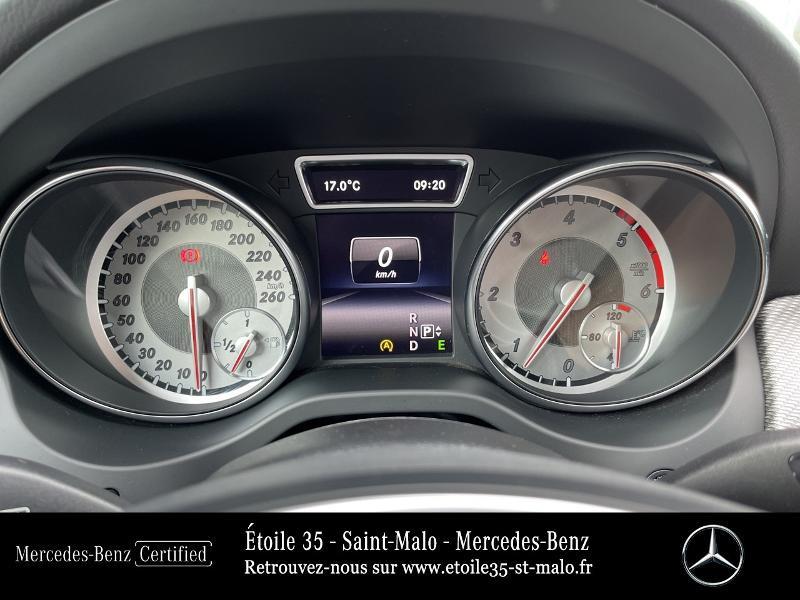 Photo 14 de l'offre de MERCEDES-BENZ Classe GLA 200 CDI Inspiration 7G-DCT à 21890€ chez Etoile 35 - Mercedes-Benz St Malo