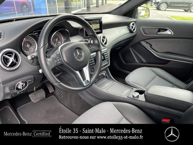 Photo 7 de l'offre de MERCEDES-BENZ Classe GLA 200 CDI Inspiration 7G-DCT à 21890€ chez Etoile 35 - Mercedes-Benz St Malo