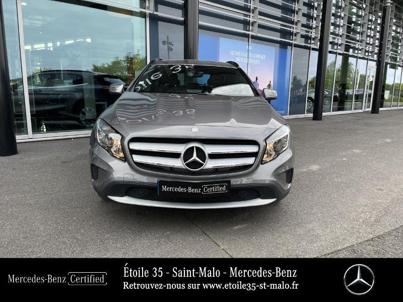 Photo 5 de l'offre de MERCEDES-BENZ Classe GLA 200 CDI Inspiration 7G-DCT à 21890€ chez Etoile 35 - Mercedes-Benz St Malo