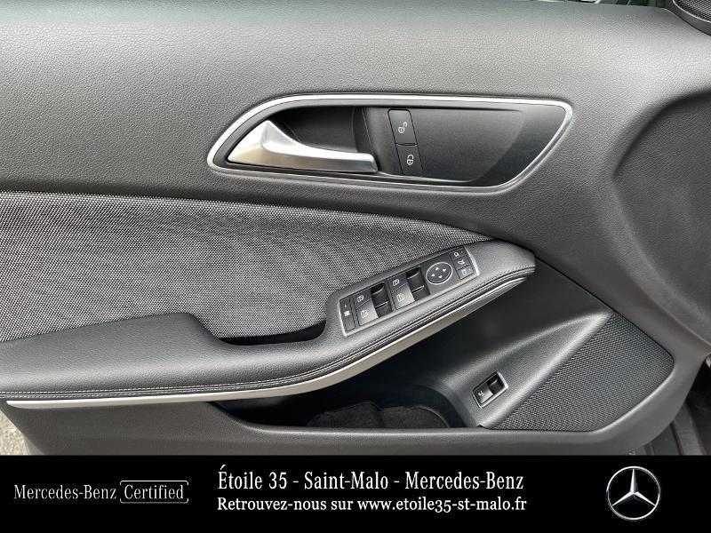Photo 10 de l'offre de MERCEDES-BENZ Classe GLA 200 CDI Inspiration 7G-DCT à 21890€ chez Etoile 35 - Mercedes-Benz St Malo