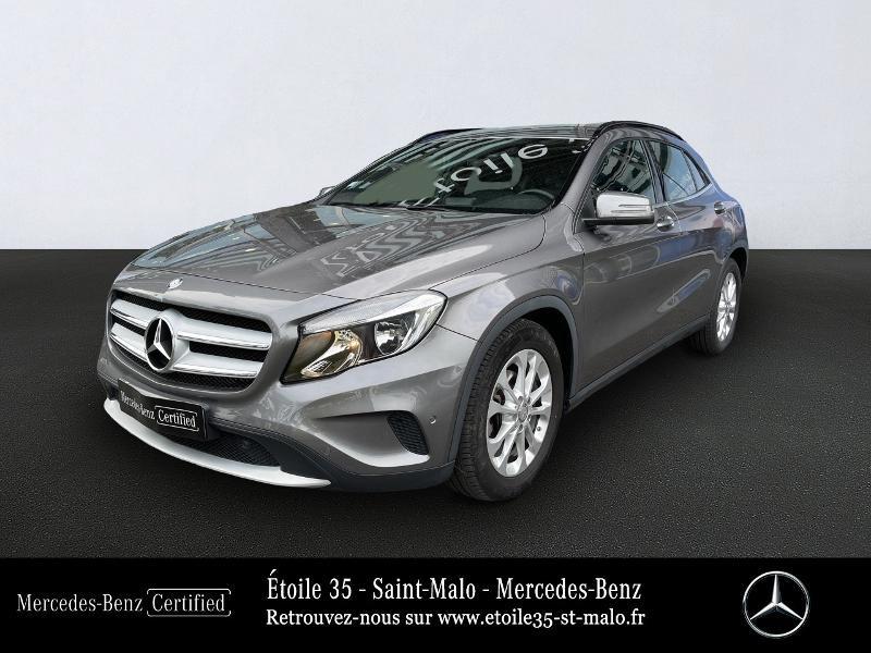 Mercedes-Benz Classe GLA 200 CDI Inspiration 7G-DCT Diesel Gris Montagne Occasion à vendre