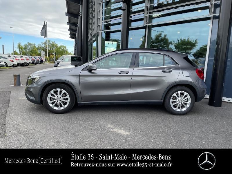 Photo 2 de l'offre de MERCEDES-BENZ Classe GLA 200 CDI Inspiration 7G-DCT à 21890€ chez Etoile 35 - Mercedes-Benz St Malo