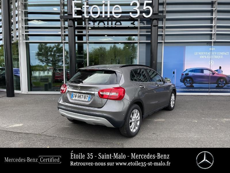 Photo 3 de l'offre de MERCEDES-BENZ Classe GLA 200 CDI Inspiration 7G-DCT à 21890€ chez Etoile 35 - Mercedes-Benz St Malo