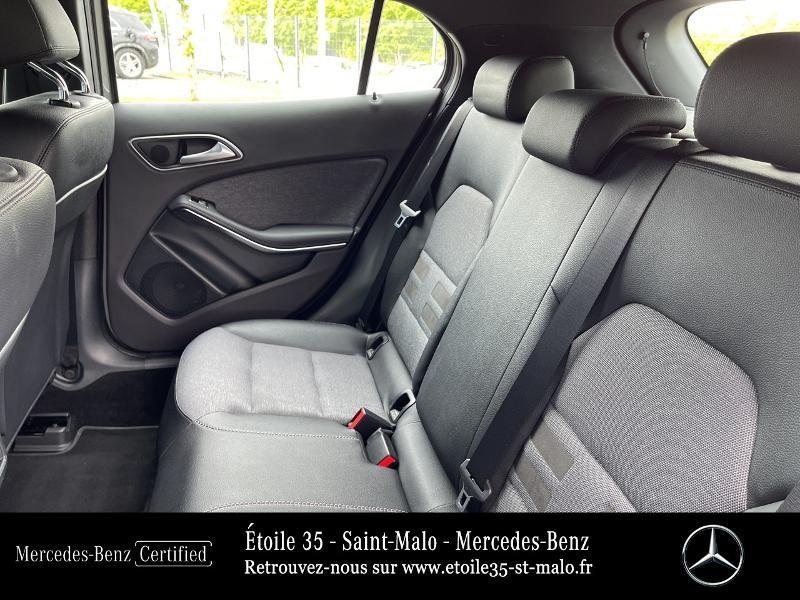 Photo 11 de l'offre de MERCEDES-BENZ Classe GLA 200 CDI Inspiration 7G-DCT à 21890€ chez Etoile 35 - Mercedes-Benz St Malo