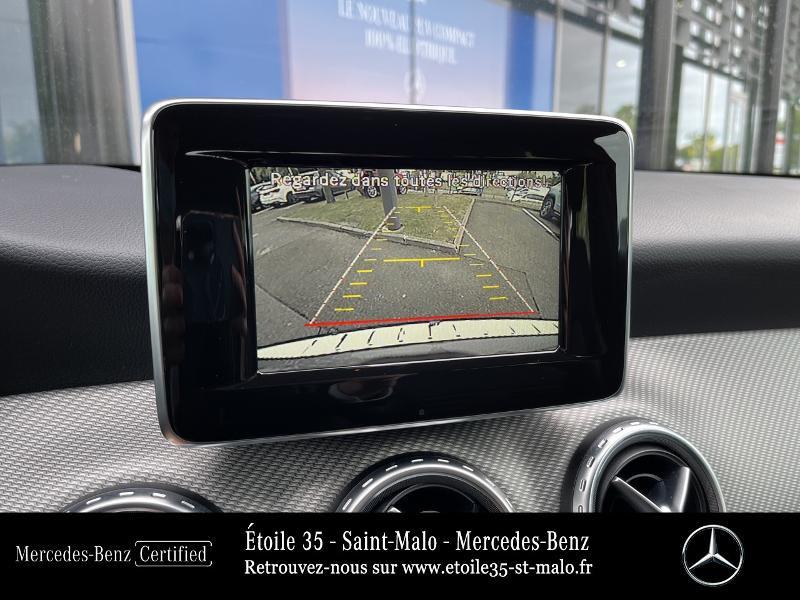 Photo 15 de l'offre de MERCEDES-BENZ Classe GLA 200 CDI Inspiration 7G-DCT à 21890€ chez Etoile 35 - Mercedes-Benz St Malo