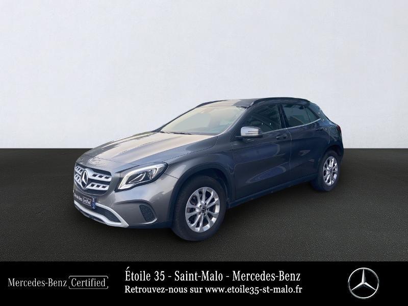 Mercedes-Benz Classe GLA 180 d Business Edition 7G-DCT Diesel Gris Montagne Occasion à vendre