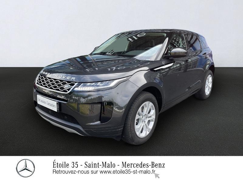 Land-Rover Evoque 2.0 D 180ch S AWD BVA Diesel Gris Foncé Métal Occasion à vendre
