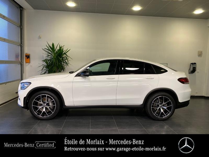 Photo 2 de l'offre de MERCEDES-BENZ GLC Coupe 220 d 194ch AMG Line 4Matic 9G-Tronic à 65990€ chez Etoile de Morlaix - Mercedes-Benz Morlaix