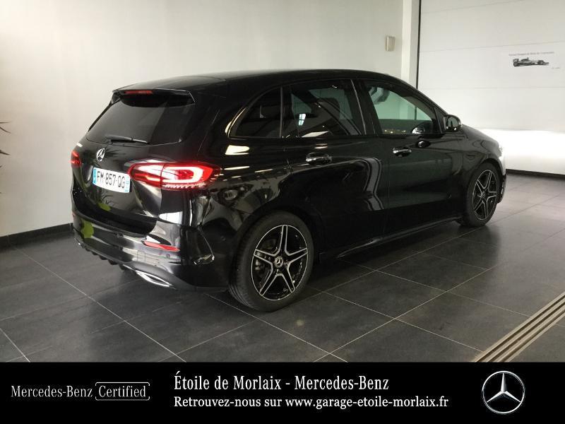 Photo 3 de l'offre de MERCEDES-BENZ Classe B 200d 150ch AMG Line 8G-DCT à 33990€ chez Etoile de Morlaix - Mercedes-Benz Morlaix