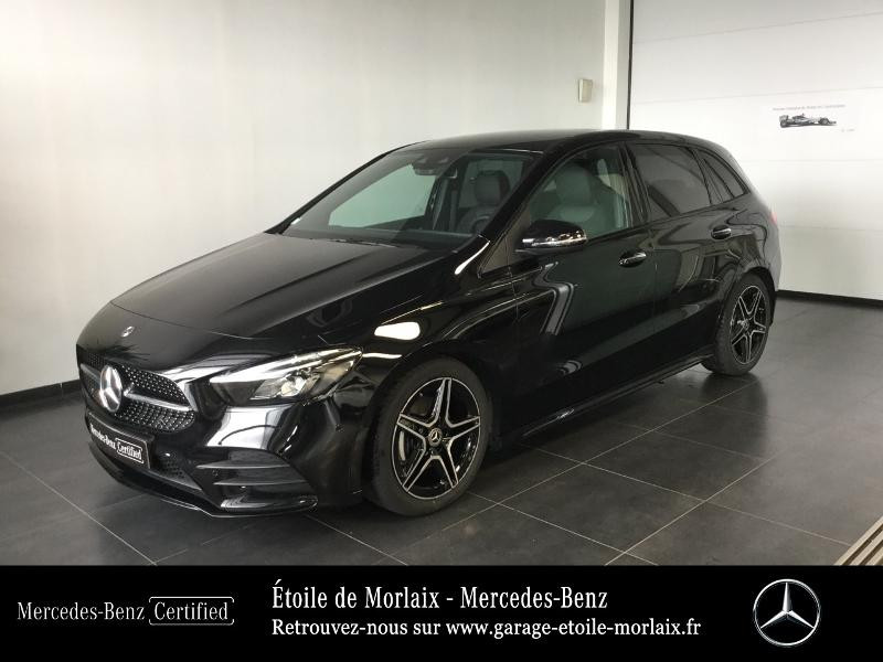 Photo 19 de l'offre de MERCEDES-BENZ Classe B 200d 150ch AMG Line 8G-DCT à 33990€ chez Etoile de Morlaix - Mercedes-Benz Morlaix