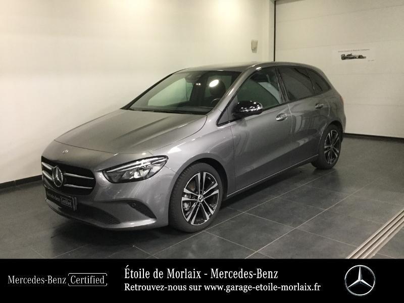 Photo 19 de l'offre de MERCEDES-BENZ Classe B 180 136ch Progressive Line Edition 7cv à 31490€ chez Etoile de Morlaix - Mercedes-Benz Morlaix
