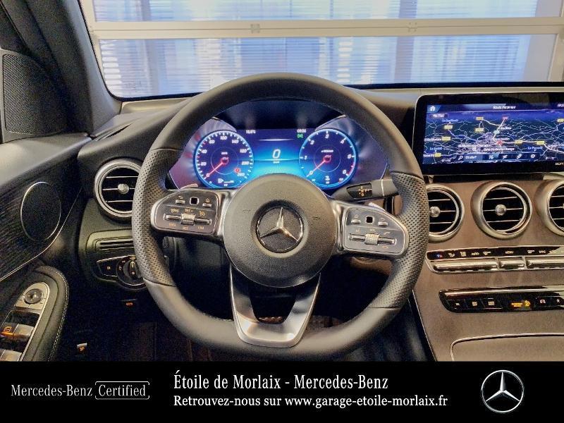 Photo 7 de l'offre de MERCEDES-BENZ GLC Coupe 220 d 194ch AMG Line 4Matic 9G-Tronic à 65990€ chez Etoile de Morlaix - Mercedes-Benz Morlaix