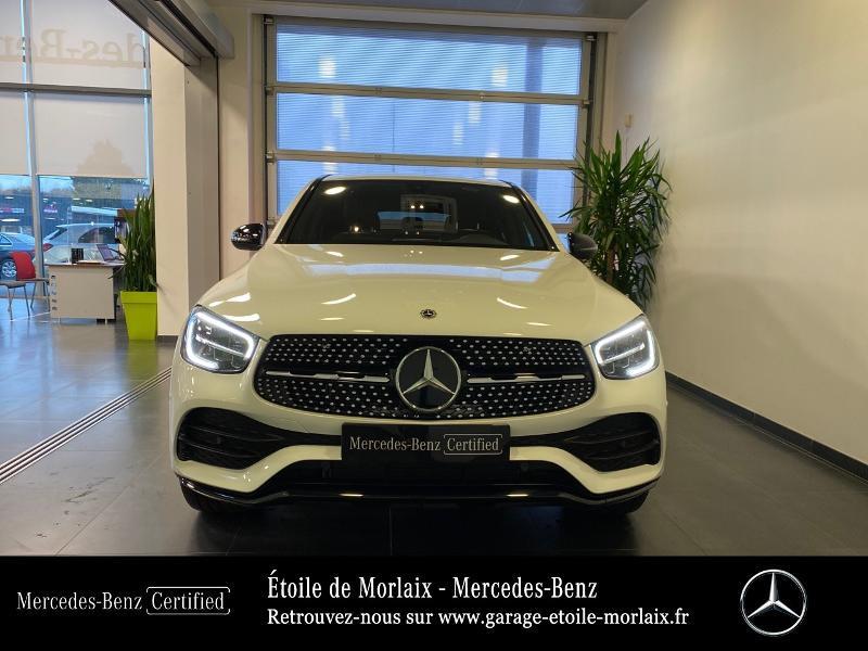 Photo 5 de l'offre de MERCEDES-BENZ GLC Coupe 220 d 194ch AMG Line 4Matic 9G-Tronic à 65990€ chez Etoile de Morlaix - Mercedes-Benz Morlaix