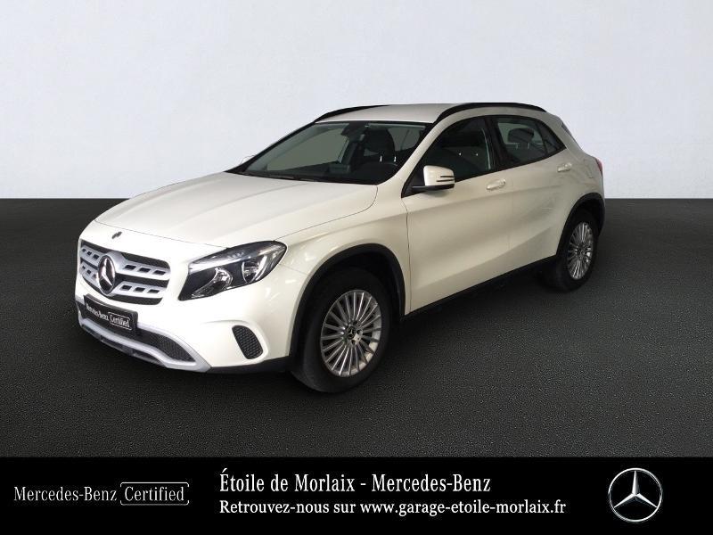 Mercedes-Benz Classe GLA 180 d Intuition 7G-DCT Diesel Blanc Cirrus Occasion à vendre