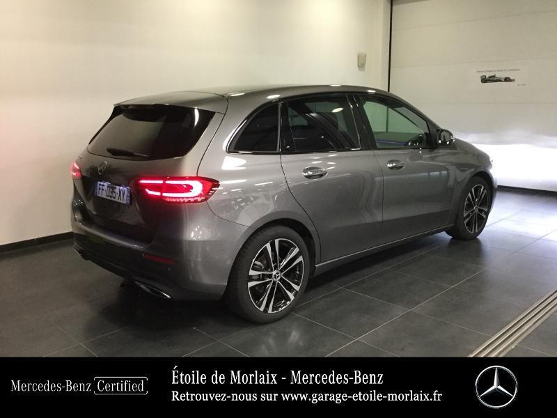 Photo 3 de l'offre de MERCEDES-BENZ Classe B 180 136ch Progressive Line Edition 7cv à 31490€ chez Etoile de Morlaix - Mercedes-Benz Morlaix