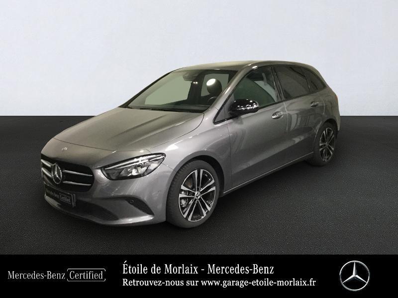 Photo 1 de l'offre de MERCEDES-BENZ Classe B 180 136ch Progressive Line Edition 7cv à 31490€ chez Etoile de Morlaix - Mercedes-Benz Morlaix