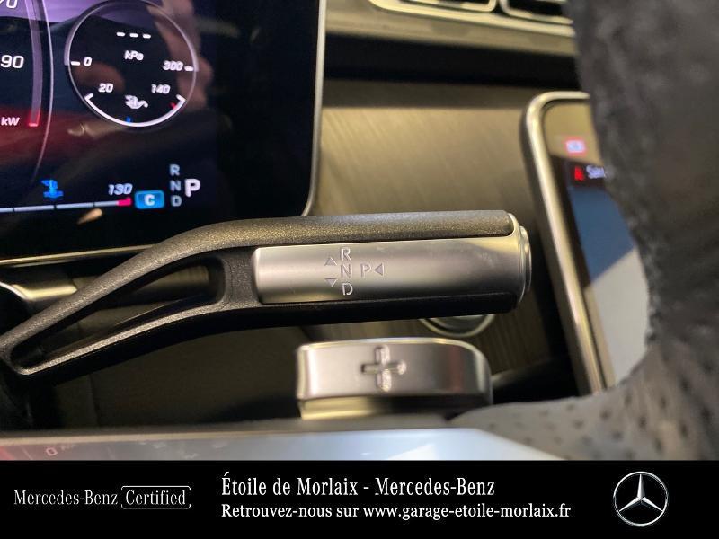 Photo 10 de l'offre de MERCEDES-BENZ Classe S 400 d 330ch AMG Line 4Matic 9G-Tronic à 126990€ chez Etoile de Morlaix - Mercedes-Benz Morlaix