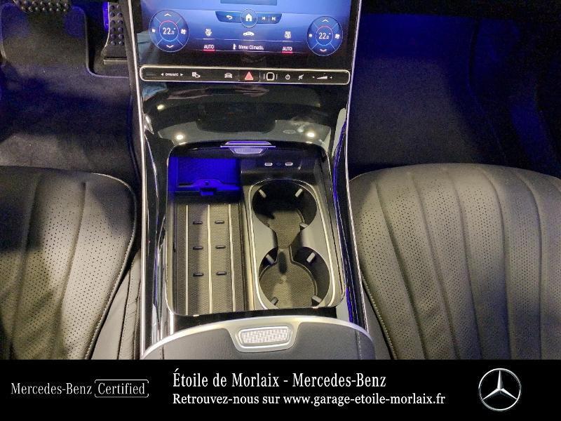 Photo 27 de l'offre de MERCEDES-BENZ Classe S 400 d 330ch AMG Line 4Matic 9G-Tronic à 126990€ chez Etoile de Morlaix - Mercedes-Benz Morlaix