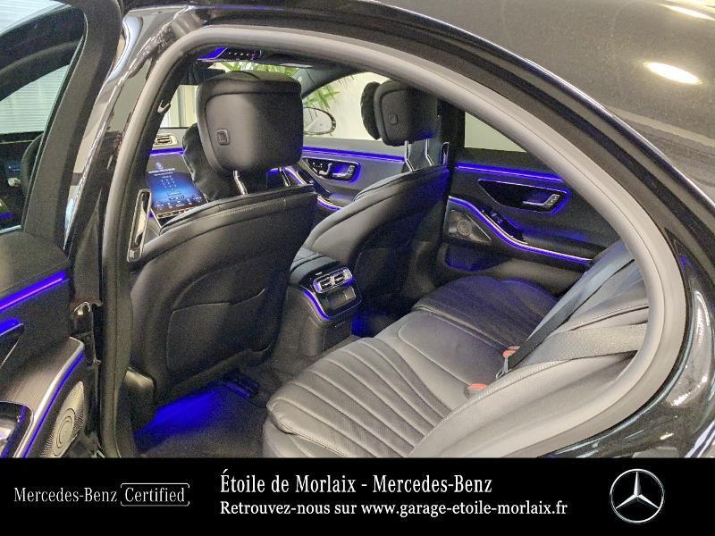 Photo 26 de l'offre de MERCEDES-BENZ Classe S 400 d 330ch AMG Line 4Matic 9G-Tronic à 126990€ chez Etoile de Morlaix - Mercedes-Benz Morlaix