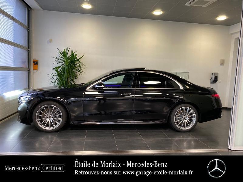 Photo 2 de l'offre de MERCEDES-BENZ Classe S 400 d 330ch AMG Line 4Matic 9G-Tronic à 126990€ chez Etoile de Morlaix - Mercedes-Benz Morlaix