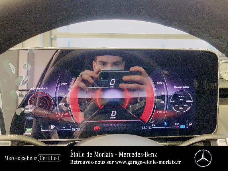 Photo 9 de l'offre de MERCEDES-BENZ Classe S 400 d 330ch AMG Line 4Matic 9G-Tronic à 126990€ chez Etoile de Morlaix - Mercedes-Benz Morlaix