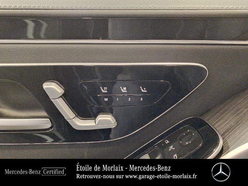 Photo 19 de l'offre de MERCEDES-BENZ Classe S 400 d 330ch AMG Line 4Matic 9G-Tronic à 126990€ chez Etoile de Morlaix - Mercedes-Benz Morlaix