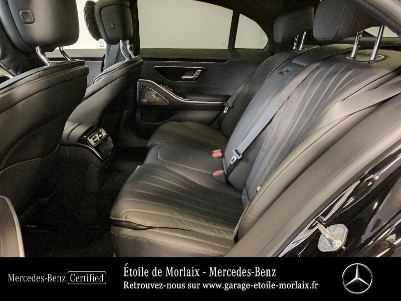 Photo 11 de l'offre de MERCEDES-BENZ Classe S 400 d 330ch AMG Line 4Matic 9G-Tronic à 126990€ chez Etoile de Morlaix - Mercedes-Benz Morlaix