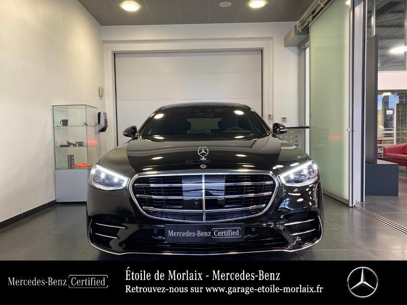 Photo 5 de l'offre de MERCEDES-BENZ Classe S 400 d 330ch AMG Line 4Matic 9G-Tronic à 126990€ chez Etoile de Morlaix - Mercedes-Benz Morlaix