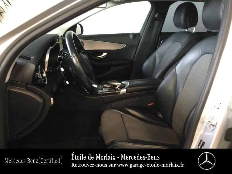 Photo 17 de l'offre de MERCEDES-BENZ Classe C Break 180 d Executive 7G-Tronic Plus à 24490€ chez Etoile de Morlaix - Mercedes-Benz Morlaix