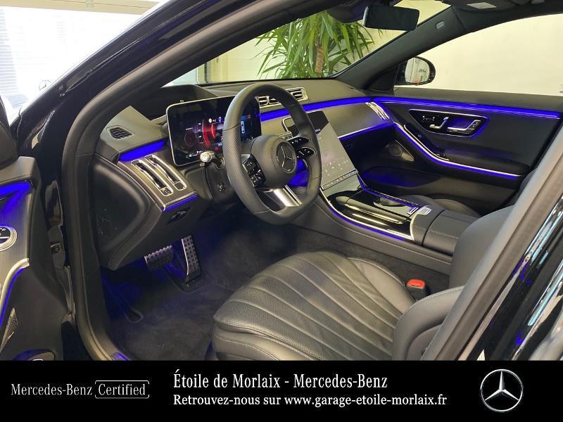 Photo 4 de l'offre de MERCEDES-BENZ Classe S 400 d 330ch AMG Line 4Matic 9G-Tronic à 126990€ chez Etoile de Morlaix - Mercedes-Benz Morlaix