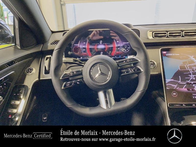 Photo 7 de l'offre de MERCEDES-BENZ Classe S 400 d 330ch AMG Line 4Matic 9G-Tronic à 126990€ chez Etoile de Morlaix - Mercedes-Benz Morlaix