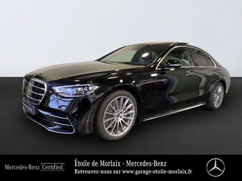 Photo 1 de l'offre de MERCEDES-BENZ Classe S 400 d 330ch AMG Line 4Matic 9G-Tronic à 126990€ chez Etoile de Morlaix - Mercedes-Benz Morlaix