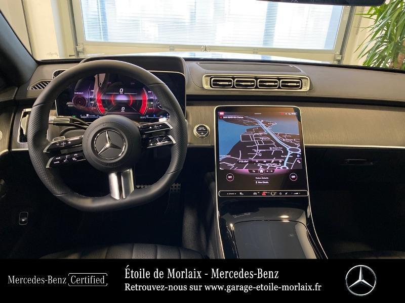Photo 6 de l'offre de MERCEDES-BENZ Classe S 400 d 330ch AMG Line 4Matic 9G-Tronic à 126990€ chez Etoile de Morlaix - Mercedes-Benz Morlaix